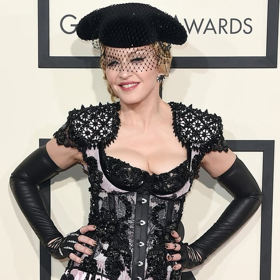 Madonna at the Grammys 2015 | Pictures