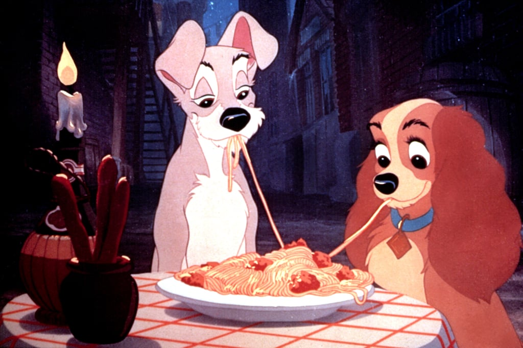 The Lady and the Tramp Reboot