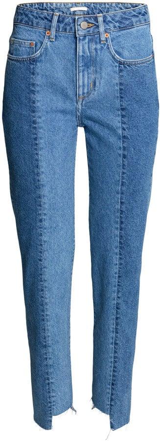 H&M Slim Ankle Jeans($60)