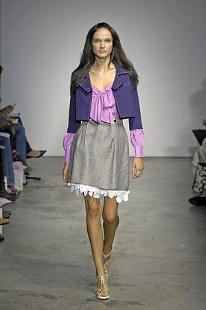 NY Fashion Week: Rebecca Taylor