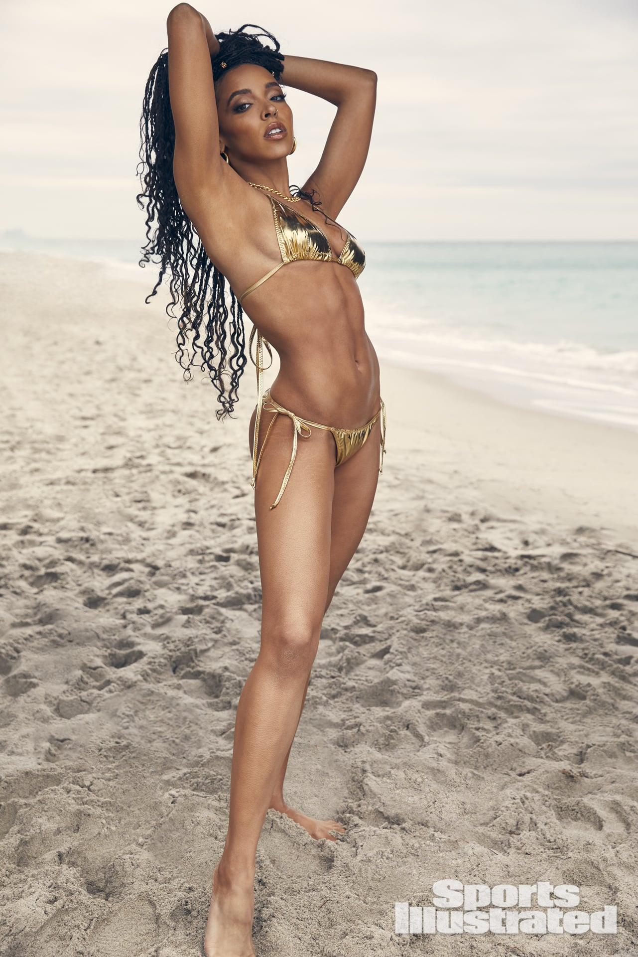 Swimsuit 2021: Hollywood Florida Tinashe NA 1/17/2021 X163502 TK7 Credit: James Macari