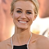 Taylor Schilling attended the premiere for The Lucky One in LA.