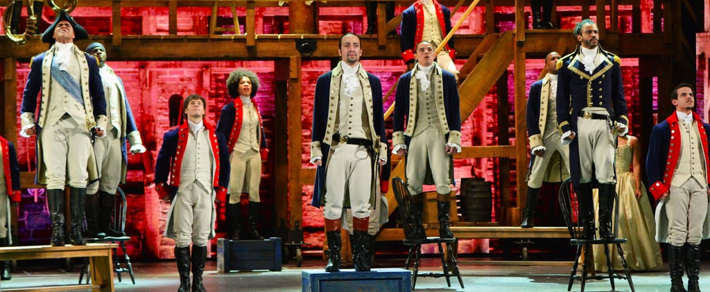 Hamilton Movie Cast