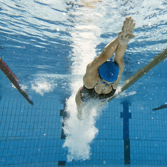 Swimming Kick Workout For Beginners to Target Leg Muscles