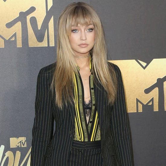 Gigi Hadid's Outffit at MTV Movie Awards 2016