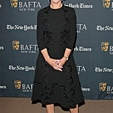 At a TimesTalk/BAFTA Event in 2015