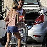 Pictures of Sienna Miller and Jude Law