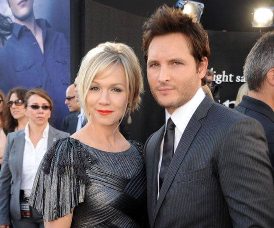Slide Picture of Peter Facinelli at Eclipse Premiere