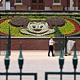 Photos of Hong Kong Disneyland as It Reopens Amid the Coronavirus Pandemic