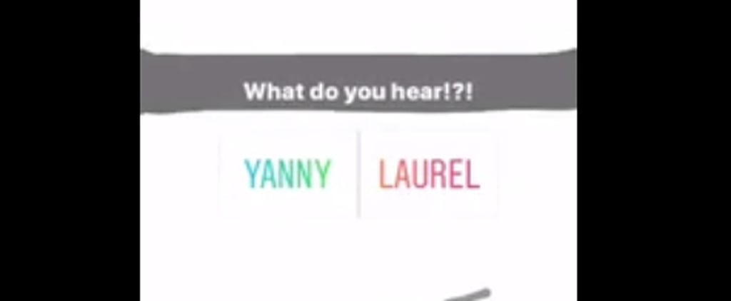 Yanny vs. Laurel Hearing Test