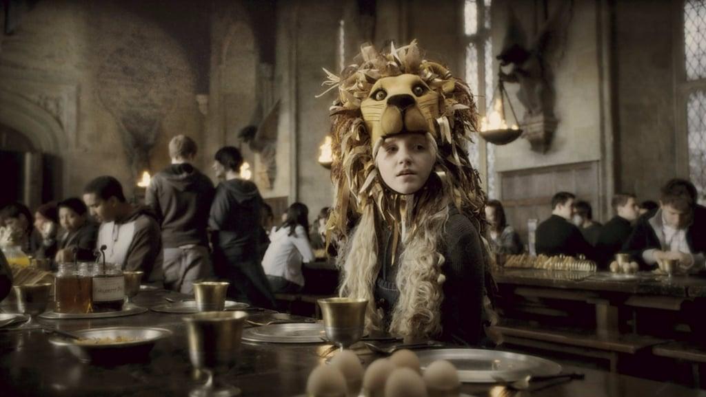 Unusual Harry Potter Costumes