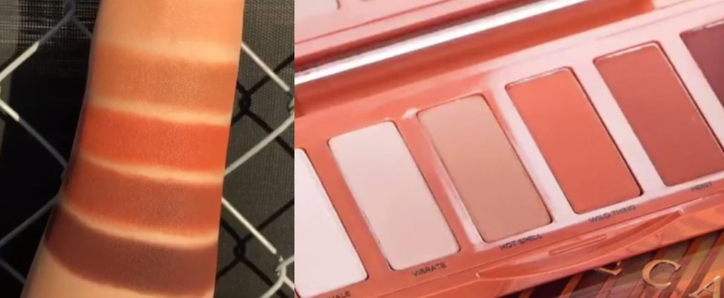Shut the Front Door: Urban Decay Will Launch a New, Mini Naked Heat Palette