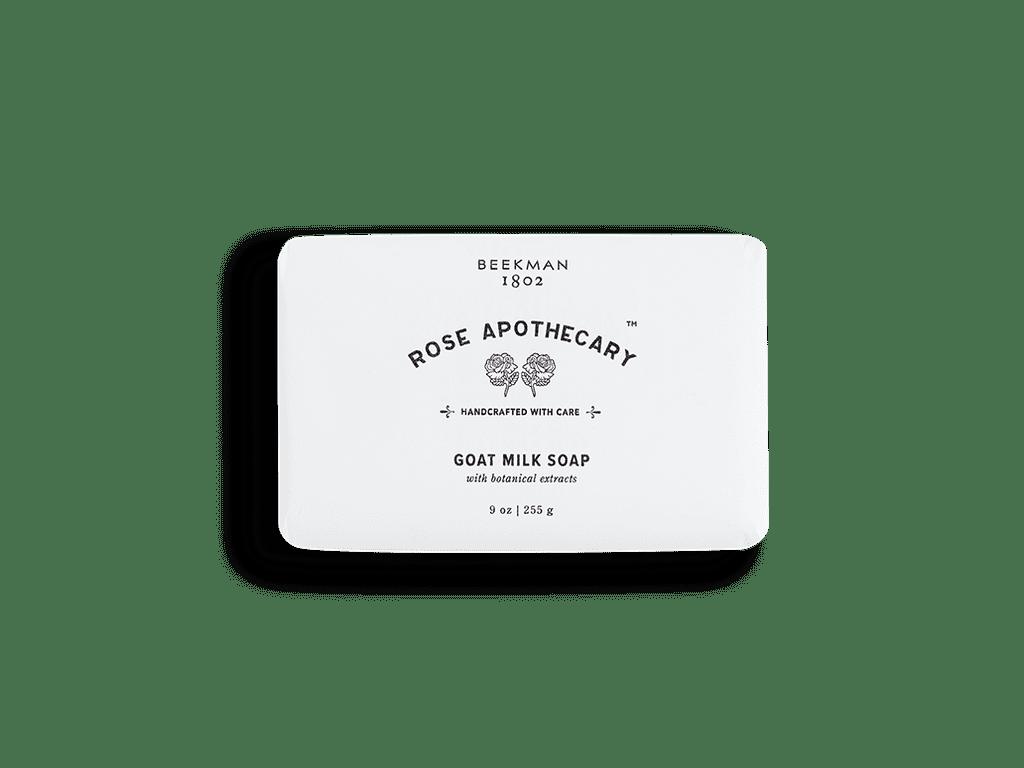 Beekman 1802 x Rose Apothecary Goat Milk Soap
