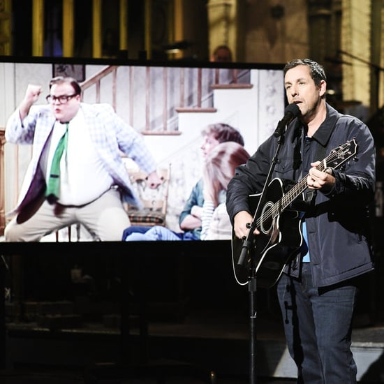 Adam Sandler's Chris Farley Song SNL Video May 2019