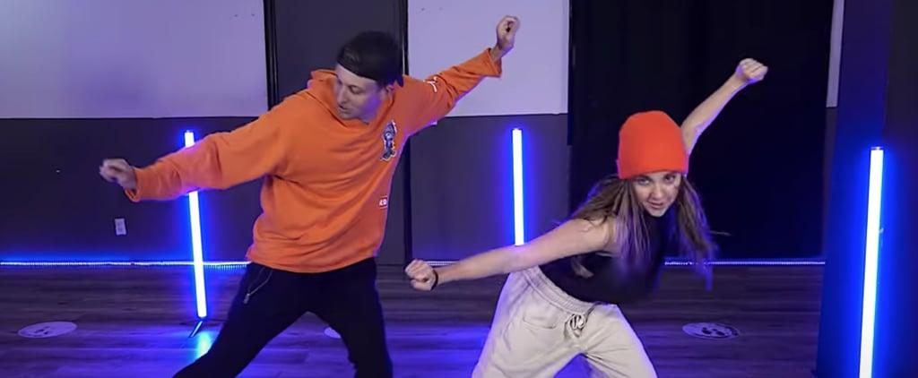 "Matt Steffanina Dance Routine For Justin Bieber's ""Peaches"""
