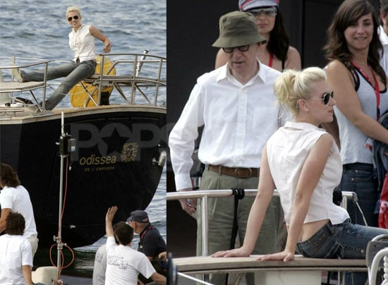 Ahoy There, Scarlett!
