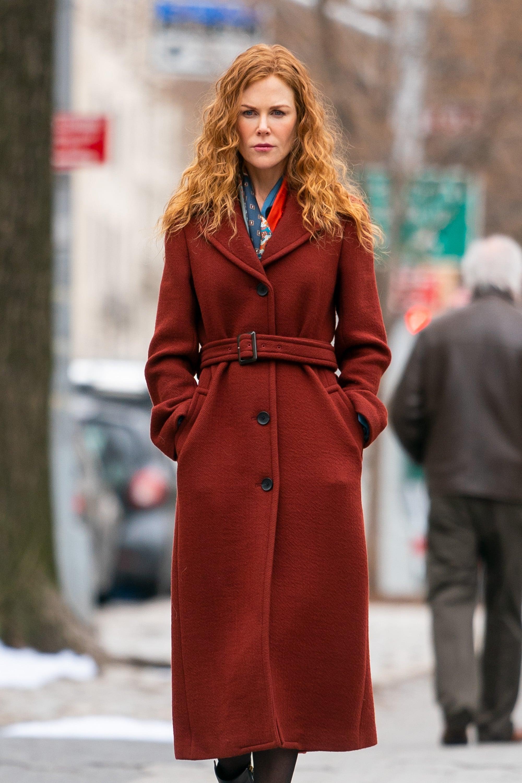 The Undoing: Grace Fraser Coat Details From Costume Designer | POPSUGAR  Fashion UK
