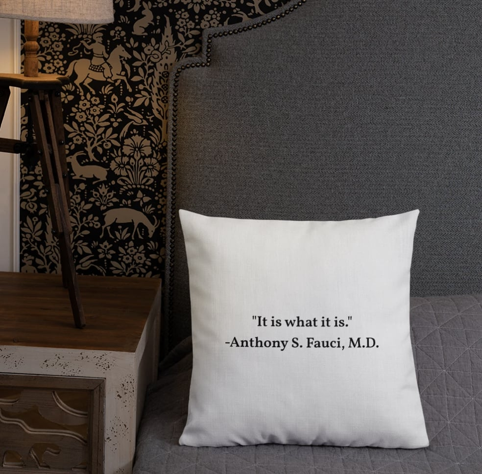 Fouch on the Couch Quote