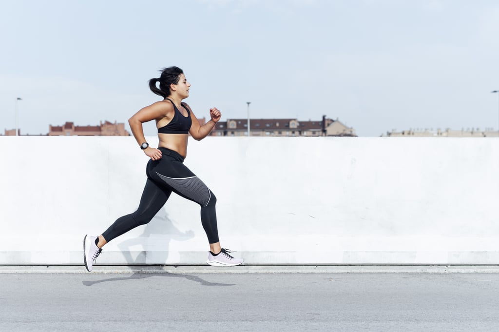 20-Minute Outdoor HIIT Running Workout