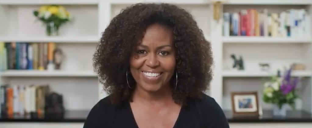 Watch Michelle Obama's Special Girl Up Campaign Message
