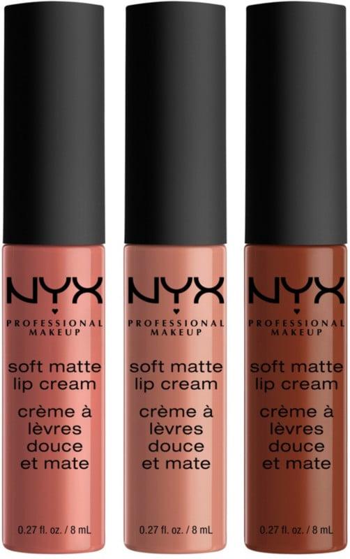 NYX Soft Matte Lip Cream in Cannes, Abu Dhabi, Berlin