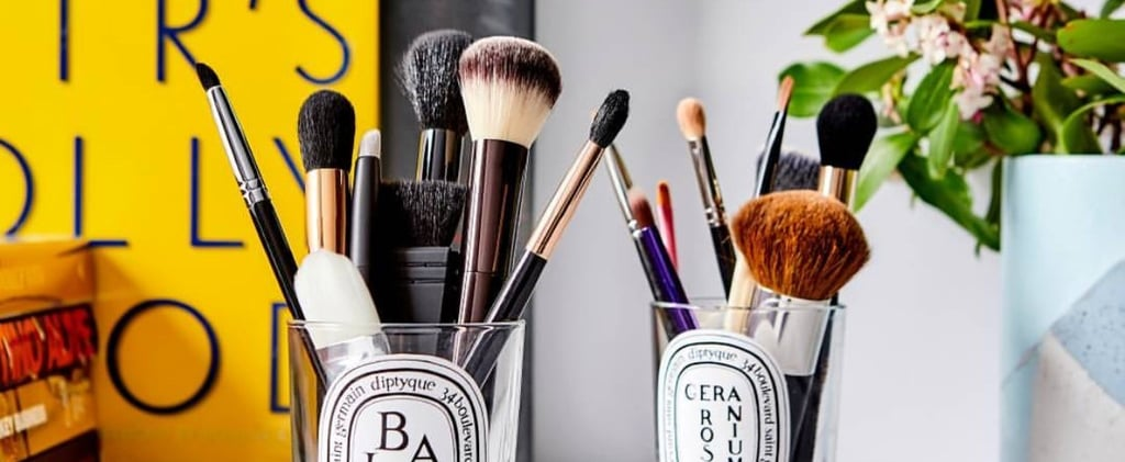 What Brush to Use With Foundation