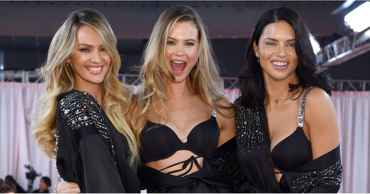 26 Candid Moments to Get You Excited For the Victoria's Secret Fashion Show