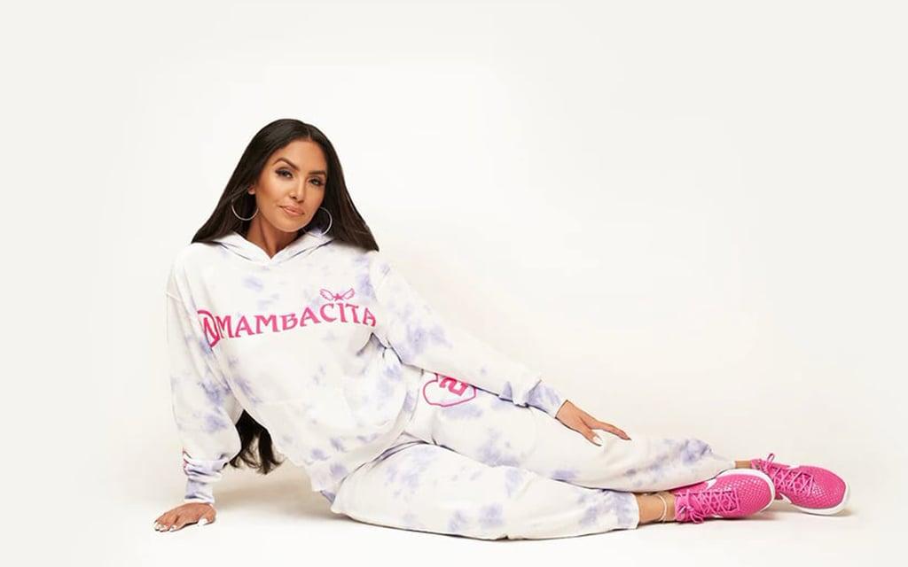 """Shop Vanessa Bryant's """"Mambacita"""" Line in Honor of Gigi"""