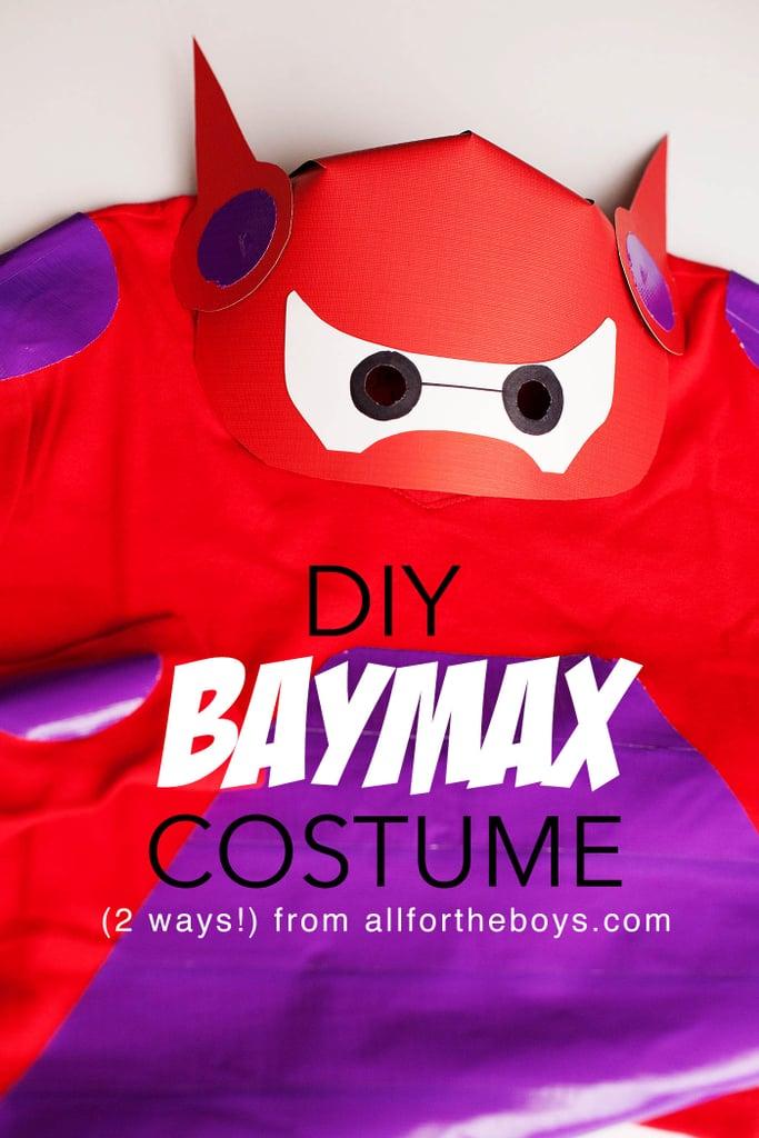 5dc05facb DIY Big Hero 6 Halloween Costume. DIY a Baymax Costume For Your ...