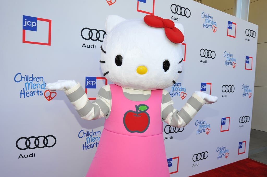 Her real name isn't Hello Kitty.