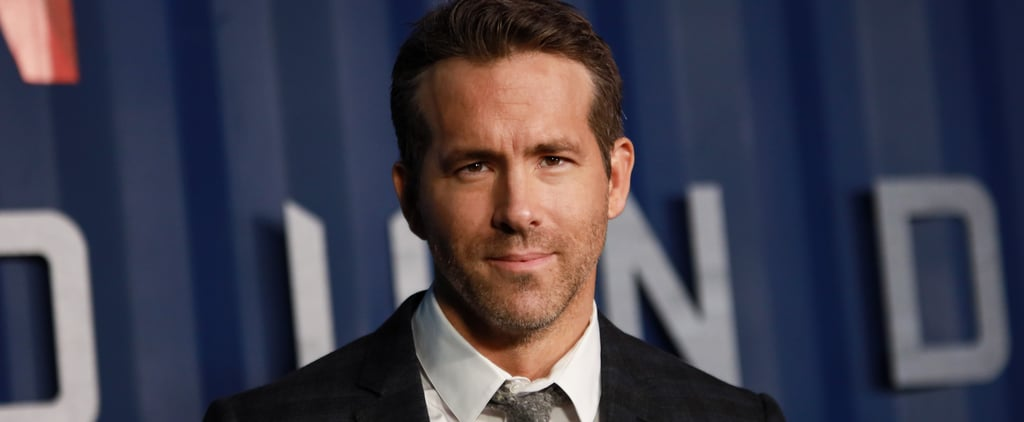 Ryan Reynolds Spoke About Mental Health For His Daughters