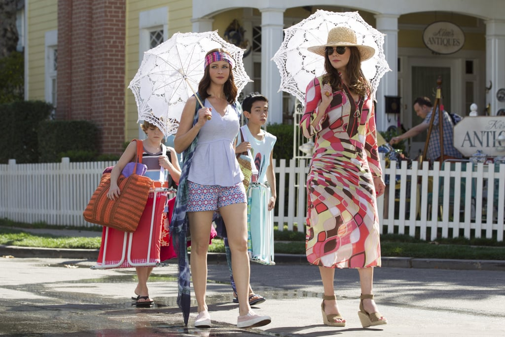 We Shouldn't Expect Lorelai-Rory Relationships With Our Daughters