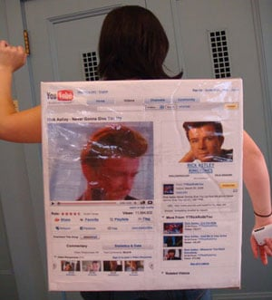 Sugar Shout Out: How to Do the Rick-Roll on Halloween