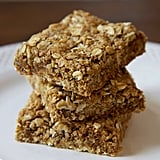 Get the recipe: Gluten-free almond oat protein bars