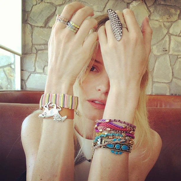 Kate Bosworth's Instagram Goes Public