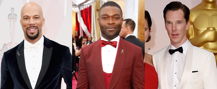 Which Guy Really Stood Out in His Suit at the Oscars?