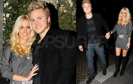 Photos of Heidi Montag and Spencer Pratt, Who Spoke Out Against Proposition 8