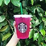 Starbucks Mango Dragonfruit Refreshers