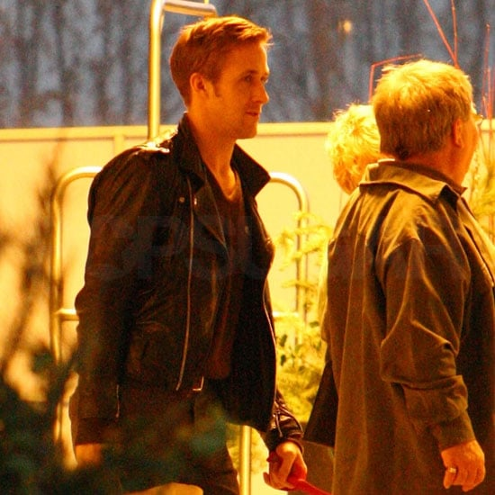 Ryan Gosling Has a Detroit St. Patrick's Day With Friends and His Dog