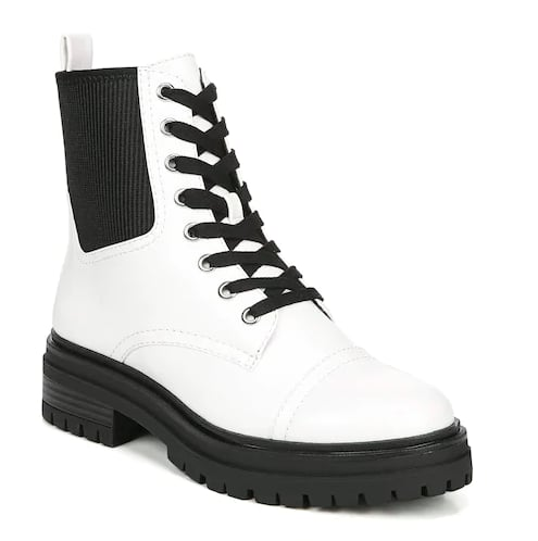 Giovanny Combat Boots