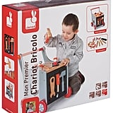 Brico Kids Mobile Tool Trolley