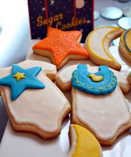 Goodnight Moon Cookies