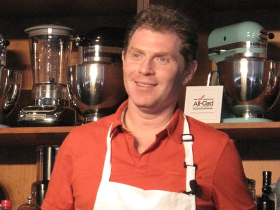 Exclusive: Bobby Flay Talks About Cooking With President Barack Obama