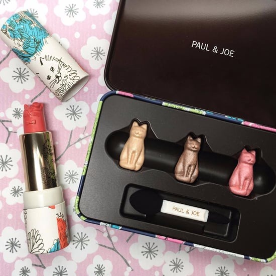 Paul and Joe Anniversary Cat Makeup Collection