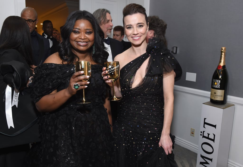 Pictured: Octavia Spencer and Linda Cardellini