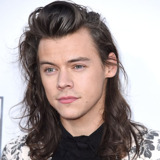 Photos of Harry Styles' Hairstyles