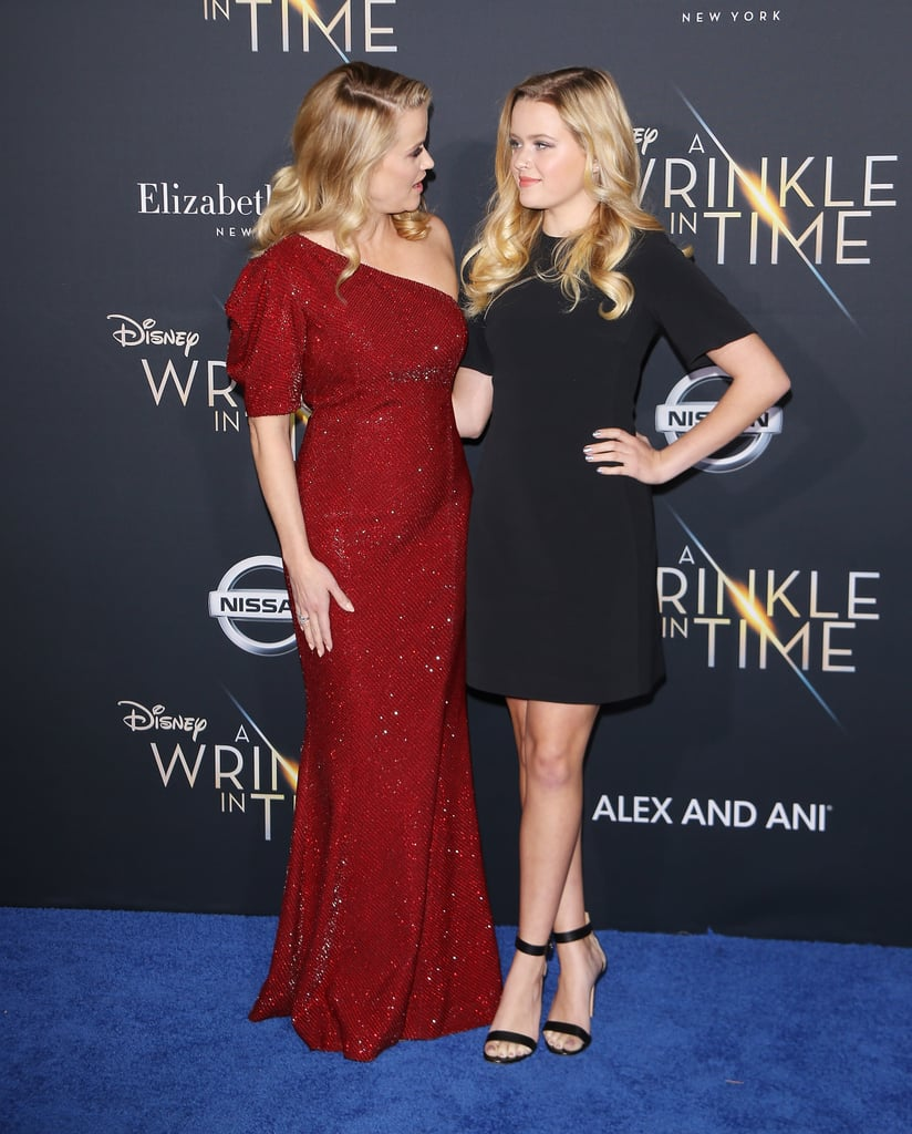 Pictured: Reese Witherspoon and Ava Phillippe