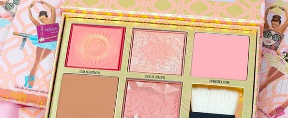 Benefit Just Created a Palette Using Its Most Popular Blushes