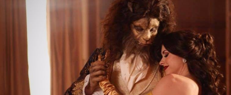 "Watch the Beast Sweep Belle Off Her Feet in This ""Tale as Old as Time"" Music Video"
