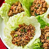 Slow-Cooker Asian Chicken Lettuce Wraps